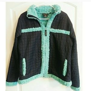 Athleta Quilted Jacket!